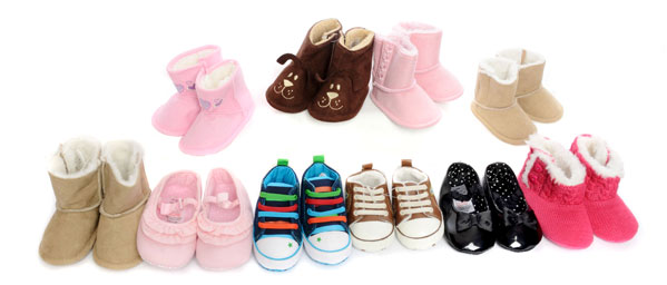 Tiny Feet Hampers Boots