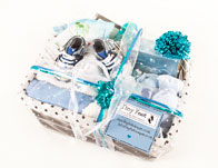 tiny feet hampers for boys