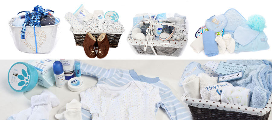 Tiny Feet Hampers boys hamper