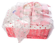 tiny feet hampers for girls