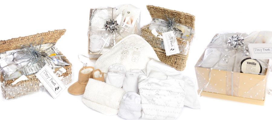 Tiny Feet Hampers Unisex Hamper